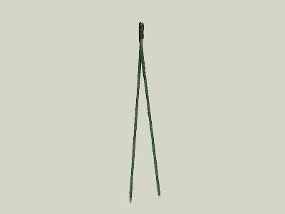 新涼松葉串7cm(100本入)