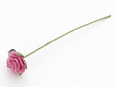 Rフラワー ローズ ピンク