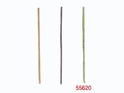 ペーパーツイスト 8cm No.11 緑
