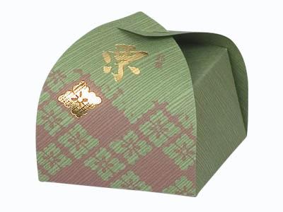 個箱 栗 グリーン