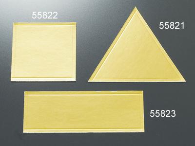 ゴールドペーパートレー 三角