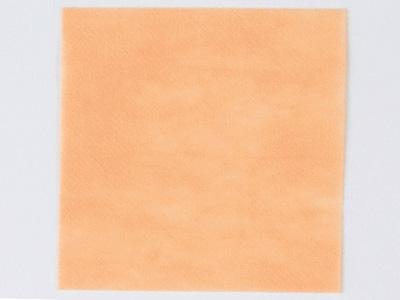 不織布テーブルクロス オレンジシャーベット 960mm