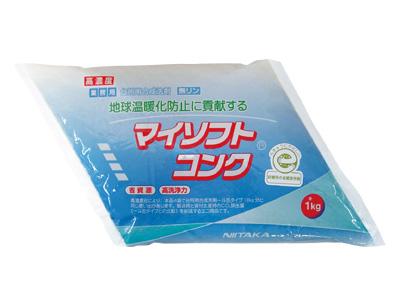 台所洗剤マイソフトコンク詰替1kg