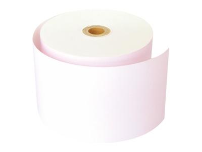 カラーサーマルロール紙 ピンク 58mm