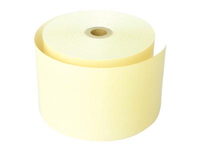 カラーサーマルロール紙 クリーム 58mm