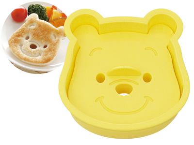 食パン抜き型 Pooh