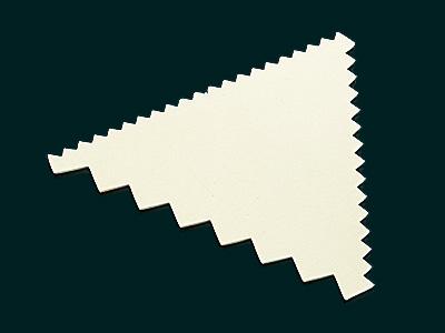 サーモ PP三角デコレーター