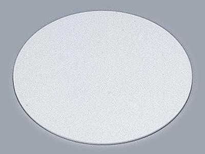 アクリル製ケーキプレート ラウンド 24.5cm