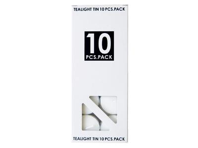 ティーライト10P