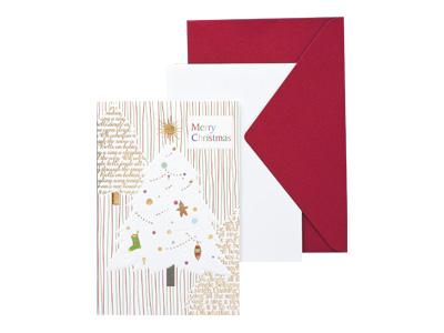 クリスマスカード S260-704