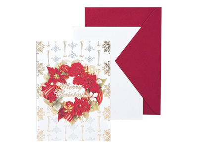 クリスマスカード S200-64