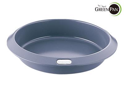 グリーンパン ドバイ ラージ ディープラウンドオーブンパン 9インチ