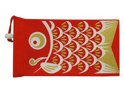 不織布こいのぼり(赤)