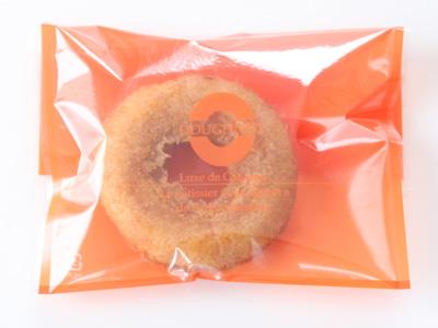 ドーナツガス袋(オレンジ)
