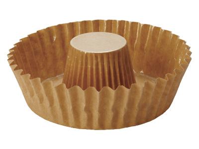 RG06 リングカップ (茶無地)