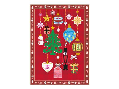 クリスマスカード S300-51