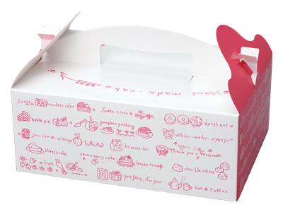 サービス箱 おいしい時間 ピンク8