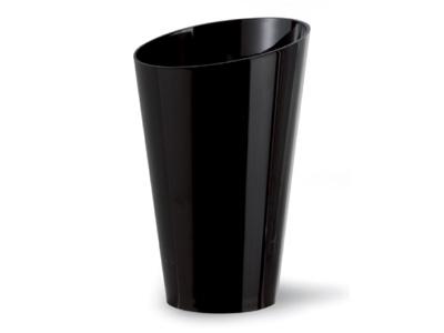 ラウンドハイビジューカップ 70cc(ブラック)