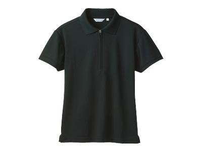 ポロシャツ 2-572(黒) S