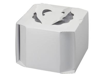 無地 八角形デコ C-02-5SD(白) トレー別売り