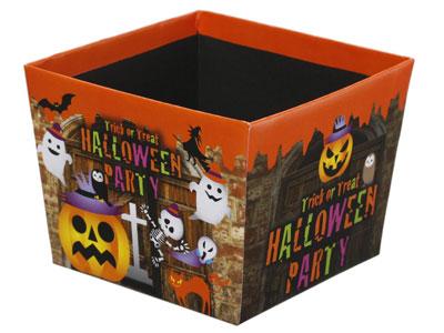 台形BOX ハロウィン ミステリー