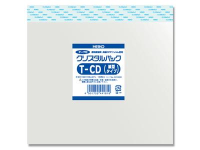 OPPクリスタルパック T-CDタテ
