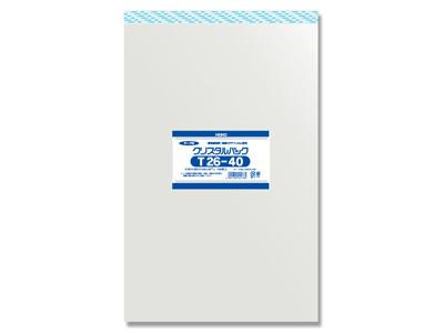 OPPクリスタルパック T26-40