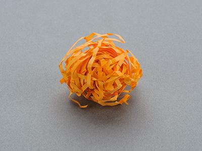 紙パッキン2mm オレンジ1kg