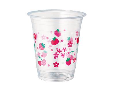氷カップ ハッピーフルーツ14 420ml