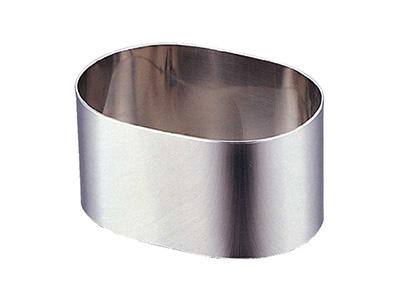 スペシャルアルゴン小判セルクル内面磨 60×40×35