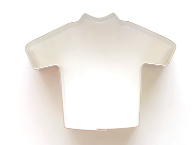 STADTER クッキー型 サッカーシャツ
