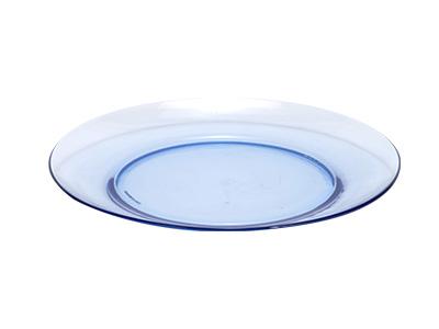 デュラレックス LYS マリンブルー 平皿 23.5cm