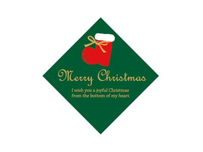クリスマスピック ブーツG