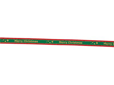 プリントリボン スタークリスマス 86 9mm