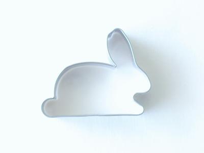 BIRKMANNクッキー型 ウサギ5