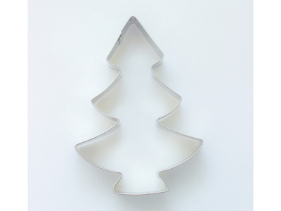 BIRKMANNクッキー型 クリスマスツリー 11cm