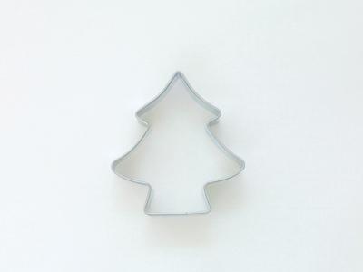 BIRKMANNクッキー型 クリスマスツリー 5.5cm