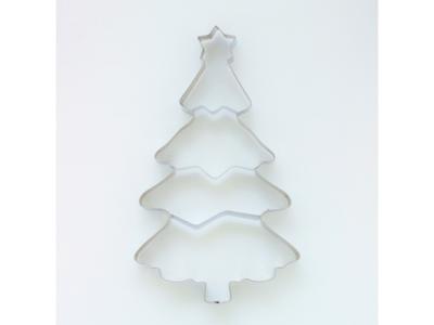 BIRKMANNクッキー型 クリスマスツリー 18.5cm