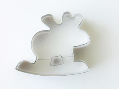 BIRKMANNクッキー型 揺れるヘラジカ 9.5cm