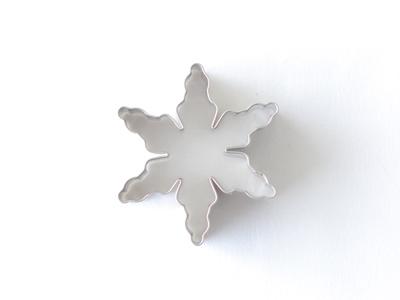 BIRKMANNクッキー型 雪片
