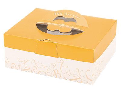 ケーキ箱 スタイルボックス105 パッソ 21×27