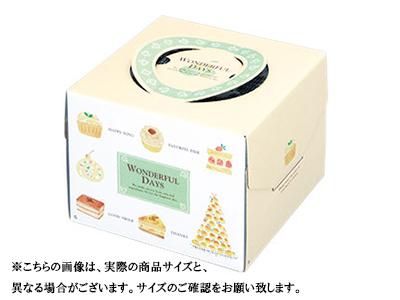 キャリーデコ ミニケーキ 6 (トレーなし)