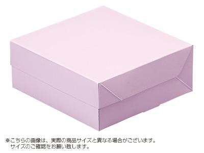 ケーキ箱 ロックBOX 65-ピンク 160