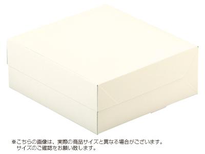ケーキ箱 ロックBOX 65-アイボリー 160