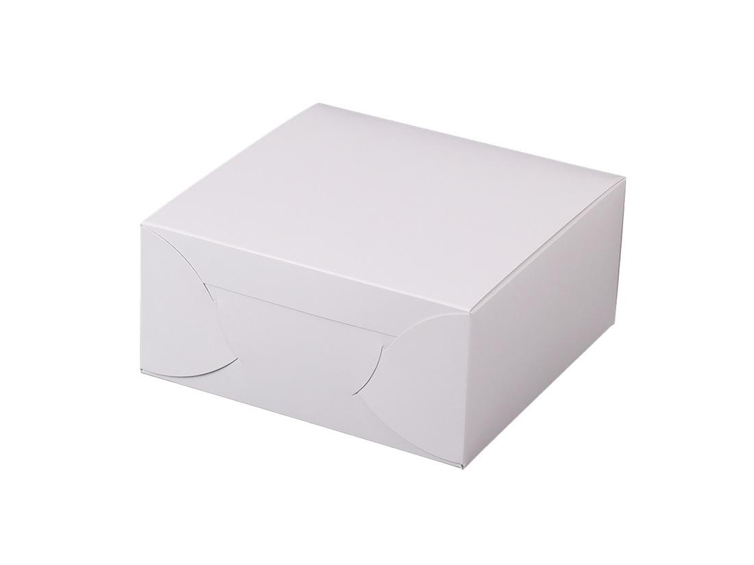 ケーキ箱 KSカートン折 18×18