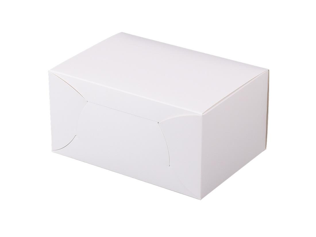 ケーキ箱 105白折 No.7