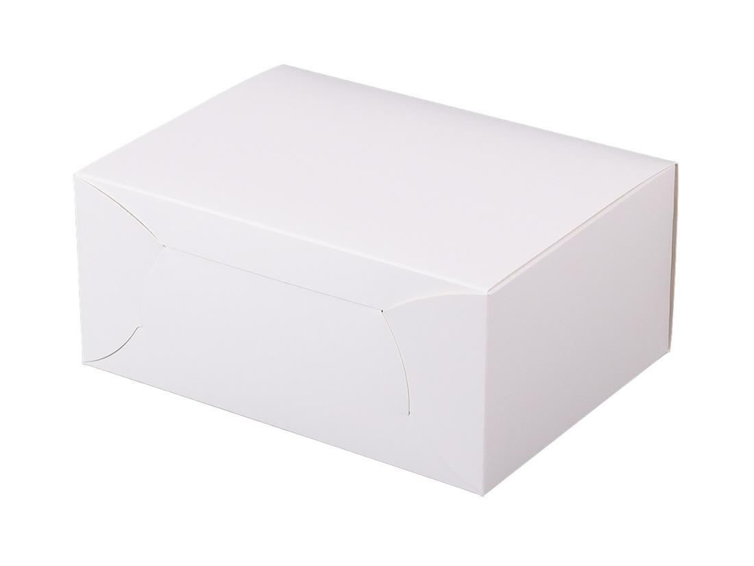 ケーキ箱 105白折 No.8