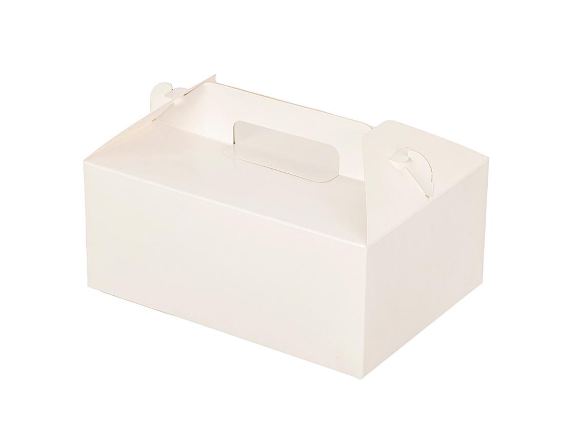 ケーキ箱 HBホワイトP 5×7