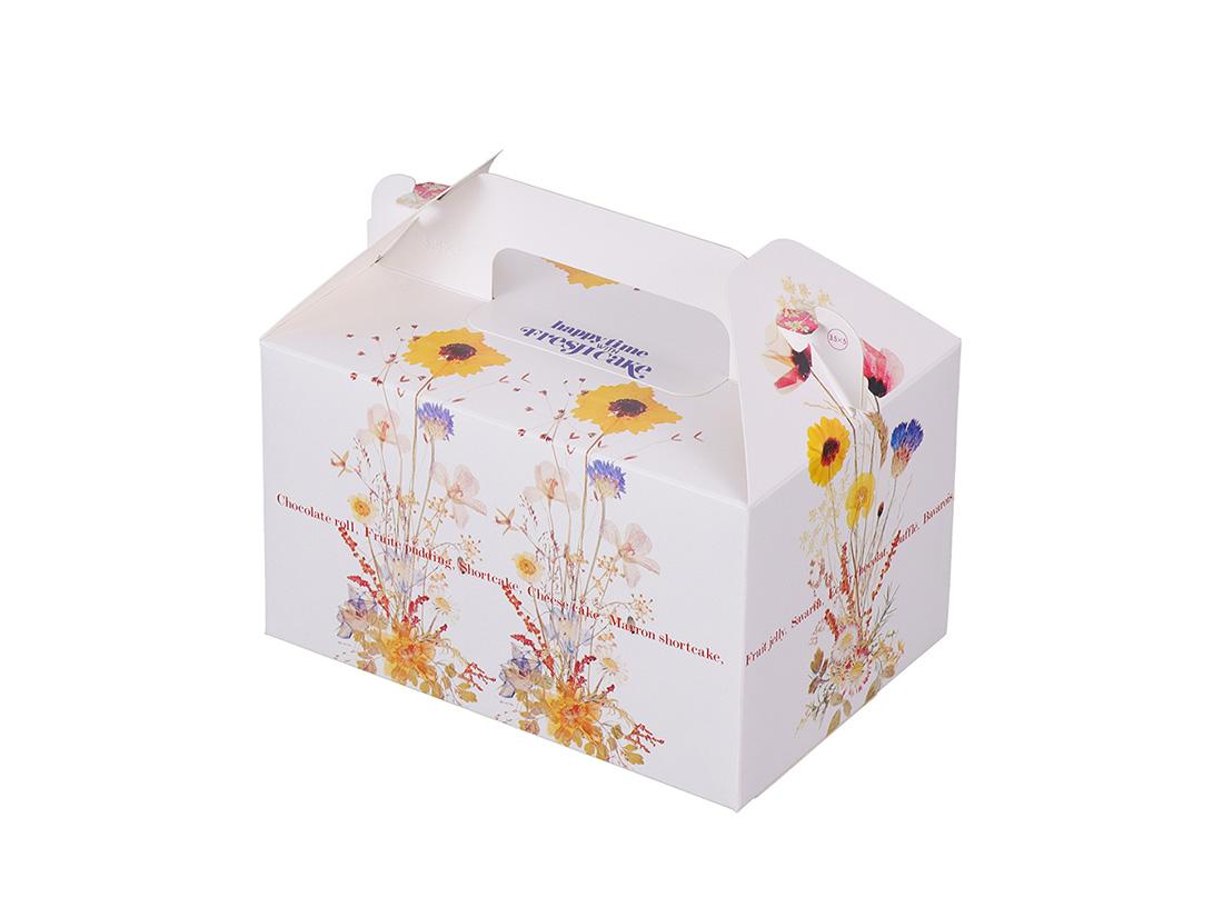ケーキ箱 HBグラース 3.5×5