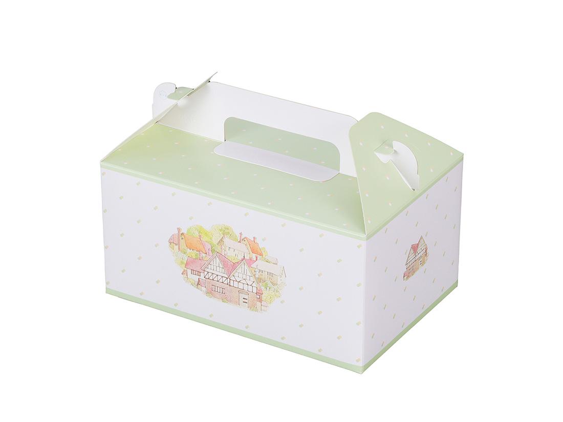 ケーキ箱 HBハウス 4×6